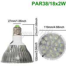 E27 PAR20 PAR30 PAR38 LED Cool/Natural/Warm White Light Bulb Lamp 85-265V