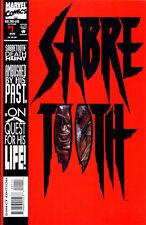 Sabretooth - Death Hunt (1993) #1 of 4