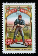 #4341 42c Take Me Out To The Ballgame, Mint **ANY 4=FREE SHIPPING**