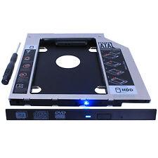 2nd SSD HDD Caddy for Sony Vaio VPCSB3S9E/B VPCSB1C5E UJ-862A UJ8A2AS UJ862E DVD