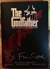 Godfather: The Coppola Restoration (DVD, 2008, 5-Disc Set)