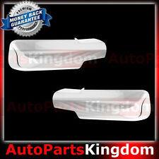 10-17 Dodge Ram 1500+2500+3500+HD Triple Chrome Towing Mirror for Arm cover only