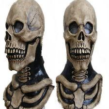Neu Halloween Maske Fasching Karneval Kostüm horror Party Scream  Zombie