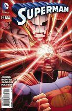 SUPERMAN #35 JOHN ROMITA JR. COVER JAN 2015 DC NEW 52 NM COMIC BOOK 1