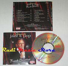 CD FRANK SINATRA I giganti jazz & pop 2000 FAMIGLIA CRISTIANA lp mc dvd vhs
