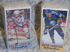 HOCKEY Lot of 100 Long Common Mixed Random Assorted Card Cards NM Mint Condition