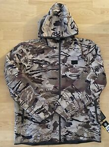 Under Armour Mens Camo Brow Tine Jacket Hunting 1355316-999 Size XL NWT