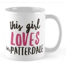 PATTERDALE TERRIER MUG CUP Ideal gift present idea