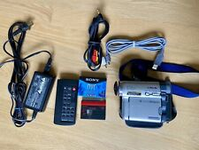 Sony Handycam Dcr-Trv33 Digital Camcorder Bundle With Accessories & Extra Tape