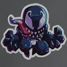 Venom Spiderman Personaje Adhesivo Calcomanía
