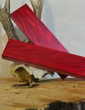 """Kirinite Rioja 3/8x1.5x6"""" Scale per Coltello rendendo e lavorazione del legno"""