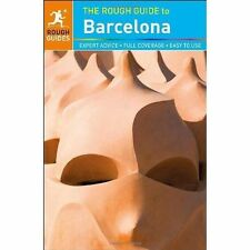 The Rough Guide to Barcelona-ExLibrary