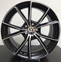 "Cerchi in lega Volkswagen Golf 5 6 7 Passat Scirocco Tiguan da 17"" Nuovi OFFERTA"