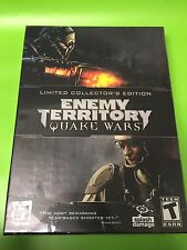 Enemy Territory: Quake Wars (Limited Collector's Edition)  (PC, 2007)
