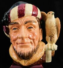 "Royal Doulton Character Jug ""The Falconer"" D6800 - Colourway"