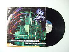 "Einstein Doctor DJ-Cosmic Radio Station Remixes-Disco Mix 12"" Vinile ITALIA 1995"