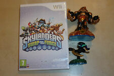 Nintendo Wii Skylanders Swap Force Spiel + Blast Zone & Ninja Stealth Elf Figuren