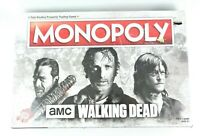 RARE USAopoly AMC The Walking Dead Edition Monopoly Board Game NEW