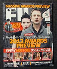 2012 TOTAL FILM Magazine #188 FN+ 6.5 Girl with the Dragon Tattoo