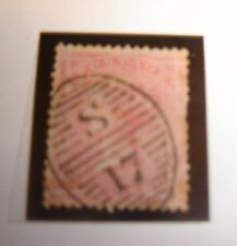 Queen Victoria 1855/7 4d Red SG 66a used  see Scan's Value £125.00