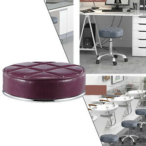 Round Barstool Bar Stool Replacement Seat Cushion Top for SPA Beauty Salon