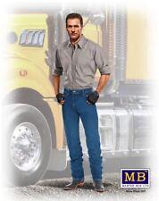 Stan (Long Haul) Thompson Truckers Series. Kit #2   1/24 MasterBox 24042