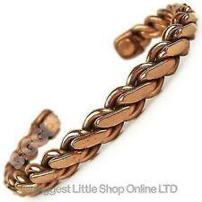 Magnetisch Kupfer Armband Link Kette Design - Magnet Therapie Gesundheit, 49