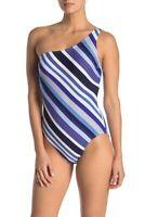Amoressa by Miraclesuit Mynkonos Athena One-Piece Swimsuit 6516275 Blue 10