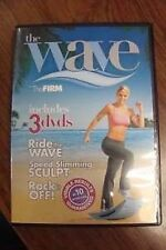 THE FIRM THE WAVE DVD