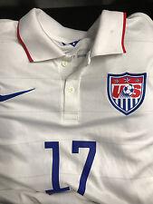 Nike USA Home Altidore Jersey - 2014 Soccer Jersey Medium (578024 105)