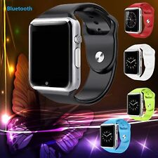 NEW Bluetooth Touch Screen Smart Watch For Android mobiles & iPhone UK Stock