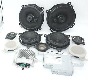 2016-2019 Mazda 3 BN Hatchback Bose Speaker A SET with TAU Amplifier OEM Genuine