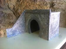 portale per galleria tunnel scala h0