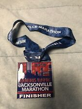 2016 Jacksonville Marathon Finisher Medal Brand New