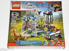 LEGO RAPTOR ESCAPE 75920 Jurassic World Exclusive Echo Charlie