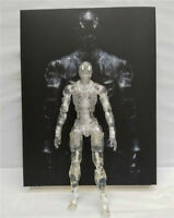1/12 Toa Heavy Industries 2017 Synthetic Human Clear Ver. Action Figure No box