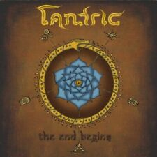 Tantric - The End Begins [CD]