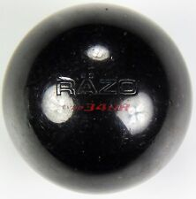 RARE AUTHENTIC CARMATE JDM RAZO SHIFT KNOB TYPE 340R *(UNKNOWN VEHICLE THREAD)*
