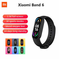 Oringinal Xiaomi Mi Band 6 Montre intelligente AMOLED Sports Fitness Traker