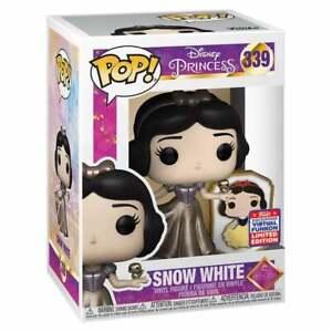Funko Pop Vinyl Snow White #339 Disney Princess SDCC 2021 Funkon PREORDER