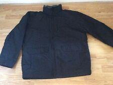 Men's Black Cherokee Showerproof Jacket, Size M