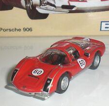 Bub Porsche 356 B T5 Coupé Gris Métallisé Métal 1 87 H0 Lim 1000 Pièces 06306