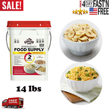Augason Farms 2-Week 1-Person Emergency Food Supply Kit 14 lbs