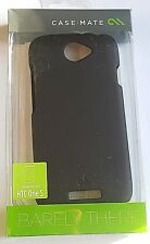 Case-Mate Barely There Case for HTC One S - Black