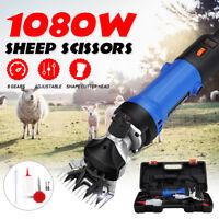 Schafschere Schermaschine Elektirische Schafschermaschine Schere 220V 1080W