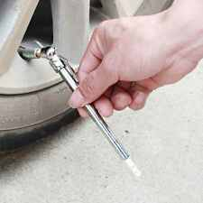 Tyre Pressure Gauge Pencil Type 10-100 PSI Pocket Clip Car Van Truck Bike