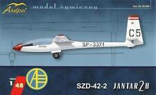 Szd-42-2 JANTAR 2b Veleggiatore/Aliante (smalto MKGS) 1/48 ardpol RESINA (PZL)
