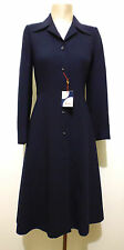 CORI VINTAGE '70 Cappotto Donna Lana NEW Woman Wool Coat Sz.XS - 38