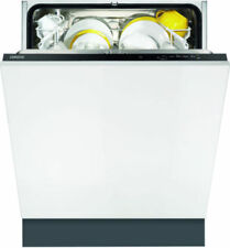 NEW Zanussi ZDT12011FA Built-in Fully Integrated Triple A 12 Place Dishwasher WH