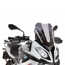 BMW S 1000 XR 2015-2018 Puig Double Bubble Airflow Wind Screen Light Tint